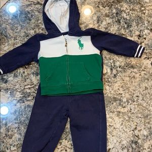 POLO Ralph Lauren Boys' Jog Suit